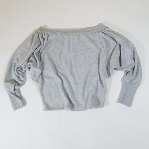 Project Social Off the Shoulder Sweater